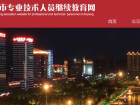 安阳市专业技术人员继续教育网_挂机软件