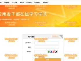 云南省干部在线学习代学_云南省干部在线挂机软件
