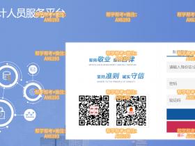 新疆会计人员服务平台挂机软件